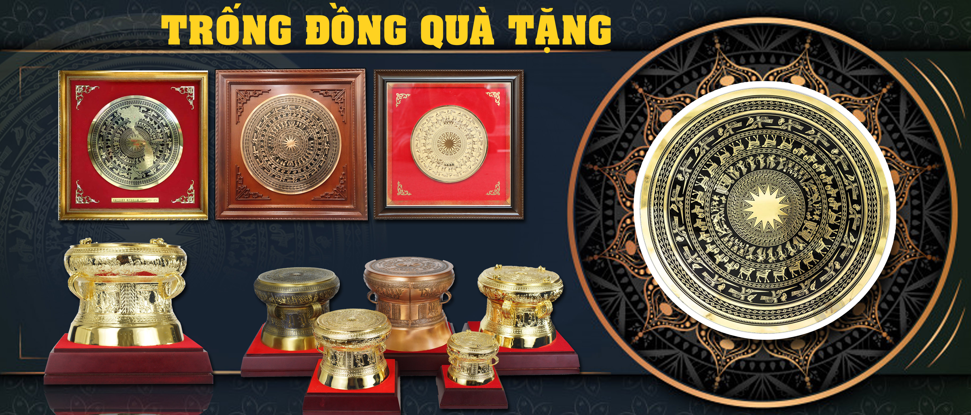 baner dinh dong tho cung